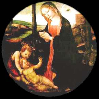 Madonna of the UFO